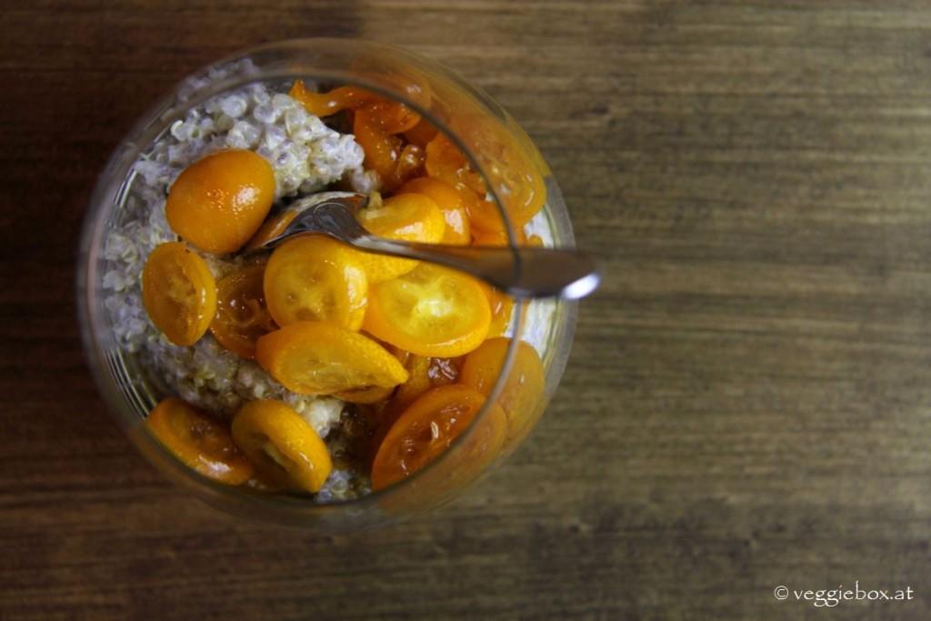 Chia-Quinoa-Pudding