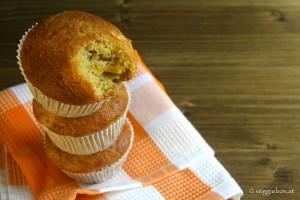 Orangen-Ingwer-Muffins